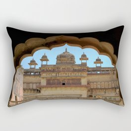 Orchha Palace Rectangular Pillow