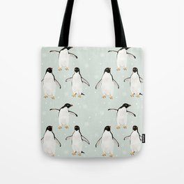 PENGUIN FELLOWSHIP Tote Bag