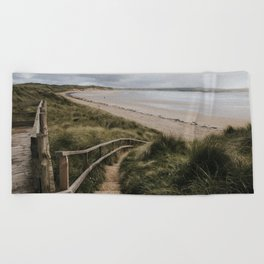 A day at the beach - Landscape and Nature Photography Beach Towel