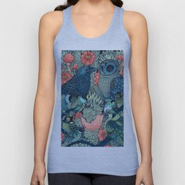 Cosmic Egg Unisex Tank Top