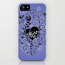 Mended Broken Heart iPhone Case