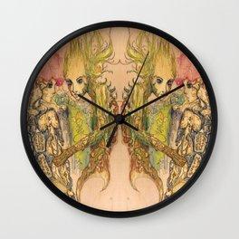 Handsell and Guniper Wall Clock