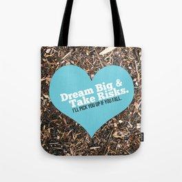 Dream Big Tote Bag