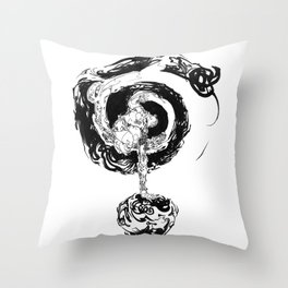 As within, so without Throw Pillow