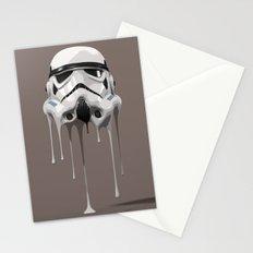 Stormtrooper Melting Stationery Cards