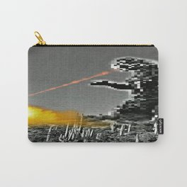 Giant Lizard  Carry-All Pouch