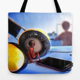 Music fairy Tote Bag