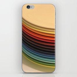 Fiesta Rainbow iPhone Skin