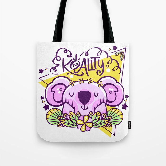 Top Koality Tote Bag