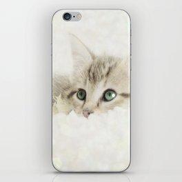 Snow Baby iPhone Skin