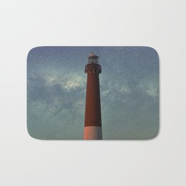 Barnegat Lighthouse State Park in New Jersey Bath Mat