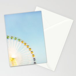 """""""by the big wheel generator"""" Stationery Cards"""