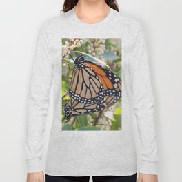 Love in the Air - Monarch Style Long Sleeve T-shirt