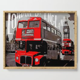 City-Art LONDON Westminster Serving Tray