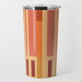 All is Orange Travel Mug