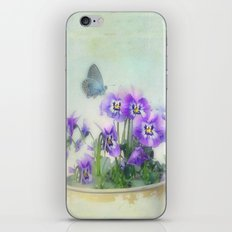 lovely spring iPhone & iPod Skin