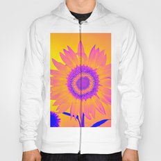 Sunflower in color Hoody