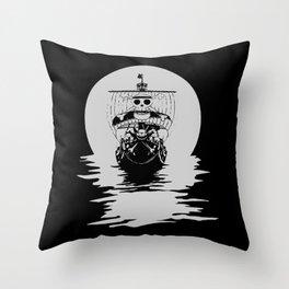 Mugiwara Pirates Throw Pillow
