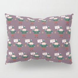 Little Helpers on Strike (Patterns Please) Pillow Sham