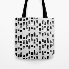 Minimalism 13 Tote Bag