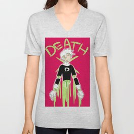 Death Unisex V-Neck