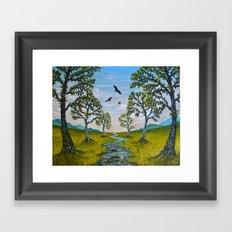 Gratifly Framed Art Print