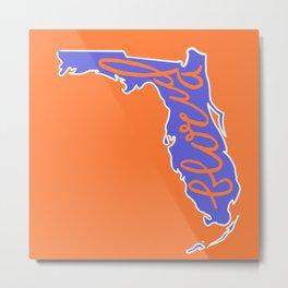 Florida Gators  Metal Print