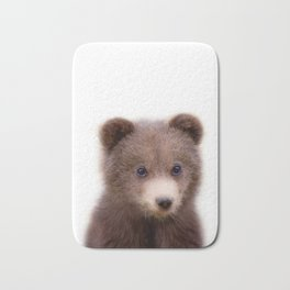 Bear Cub Bath Mat