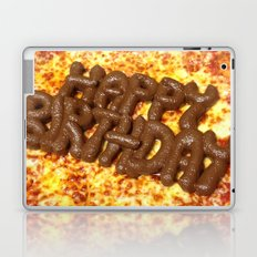 Pizza Poop Laptop & iPad Skin