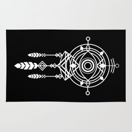 Cosmic Dreamcatcher Rug
