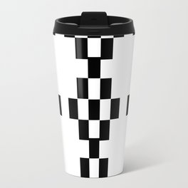 Let the pixels dance! Travel Mug