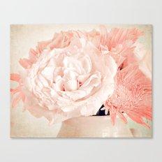Pink Vanilla  Canvas Print