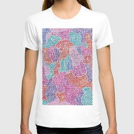 The Jail Cell in My Mind T-shirt
