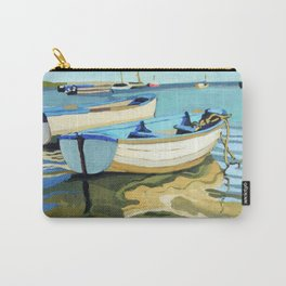 The Blue Boats Carry-All Pouch