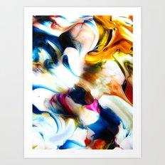 On 37 Art Print