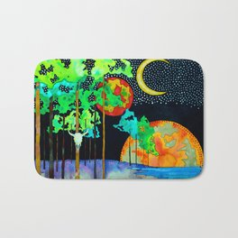 ANOTHER POSSIBLE WORLD Bath Mat