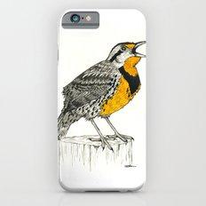 Eastern Meadowlark Slim Case iPhone 6s