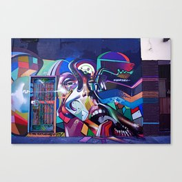 Tenderloin Canvas Print