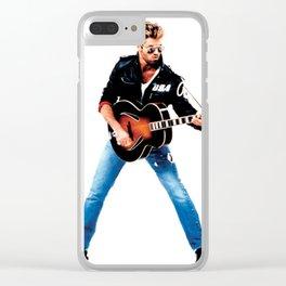 George M Clear iPhone Case