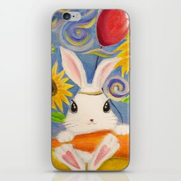 Dreamland Bunny iPhone Skin