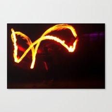 Firestaff Canvas Print