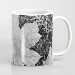 Ansel Adams - Leaves Coffee Mug