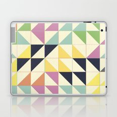 Triangles and Squares III Laptop & iPad Skin