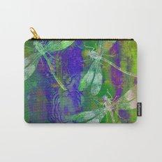 A Dragonflies QD Carry-All Pouch