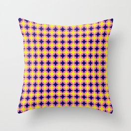 Cubos Troncho Modas Throw Pillow