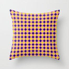 Cubos Troncho Modas Throw Pillow