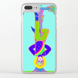 Hanged Man - Snazzy Clear iPhone Case