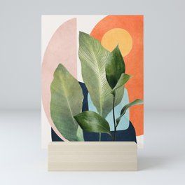 Nature Geometry VII Mini Art Print