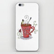 Frivoli-Tea iPhone & iPod Skin