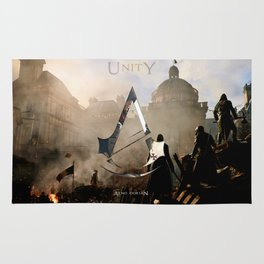 Arno Dorian: Master Assassin of the French Revolution Rug